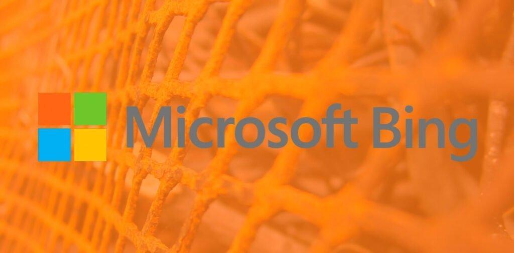 Screen | Zoekmachines | Bing